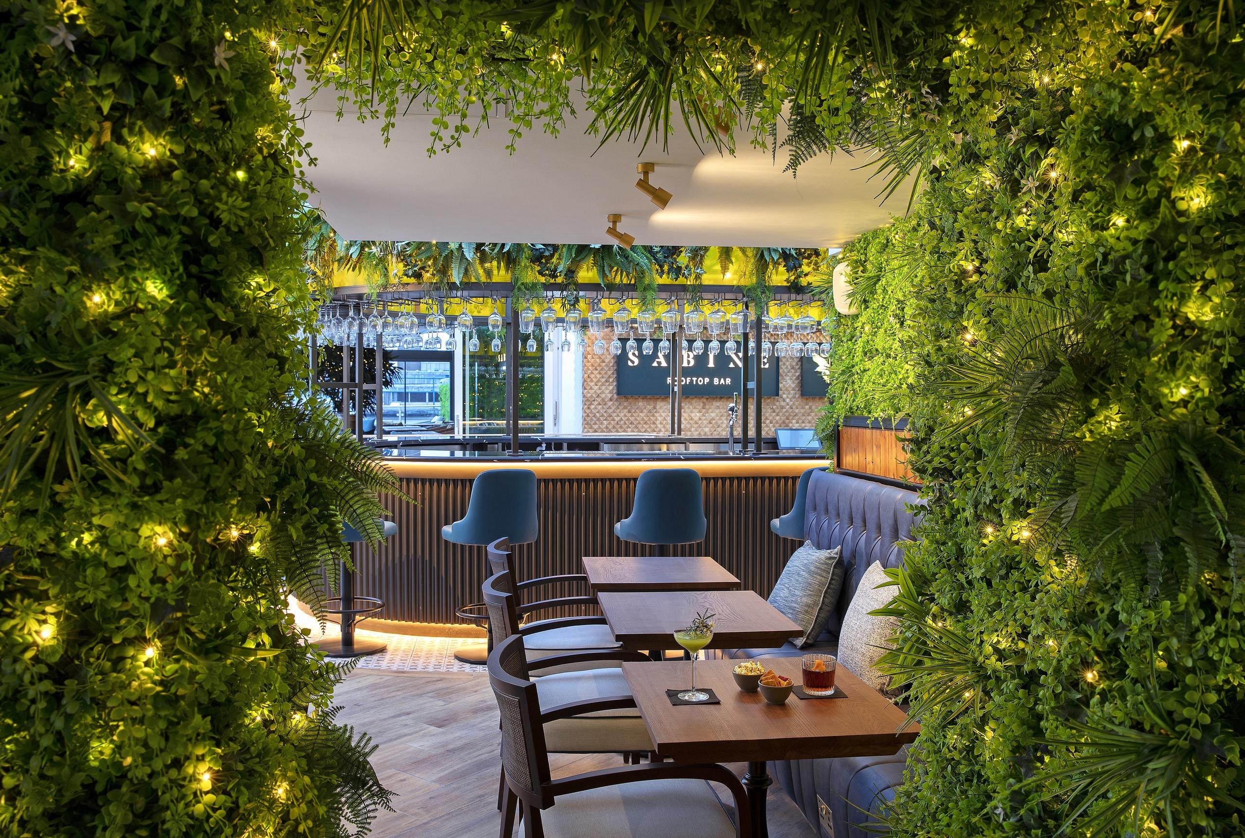 Sabine Rooftop Bar